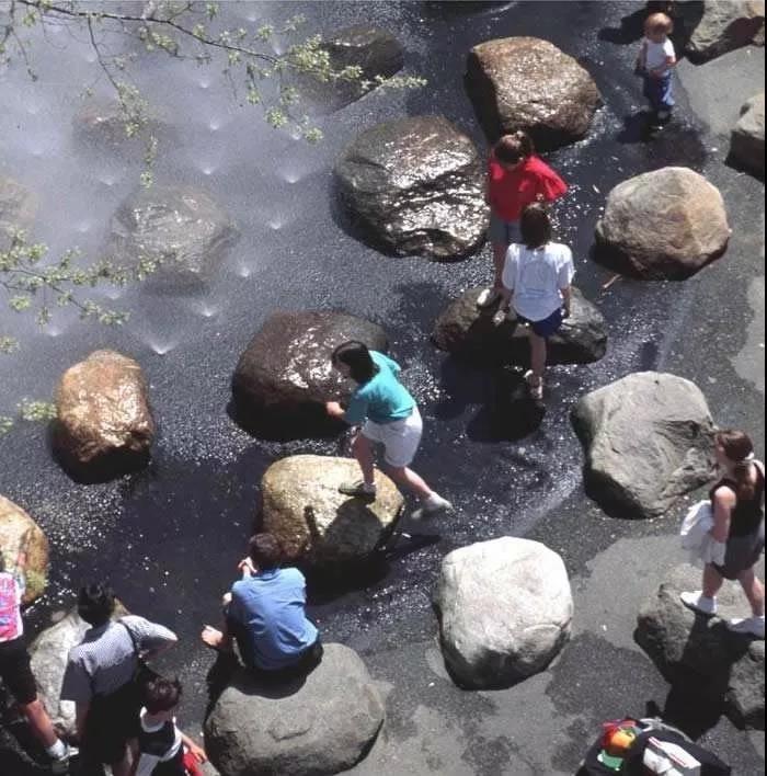 """中国古典园林分析_""""少就是多""""——泰纳喷泉-推荐手绘培训,大禹建筑手绘考研培训 ..."""