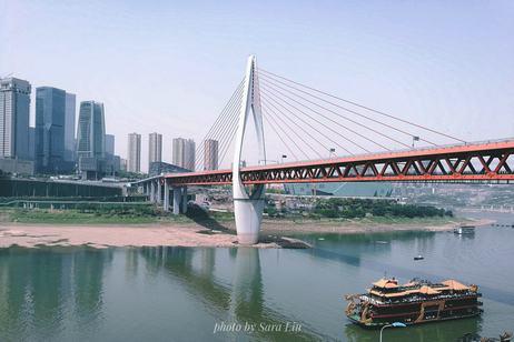 """【大禹手绘分享】一座为""""建筑学""""而生的城市"""